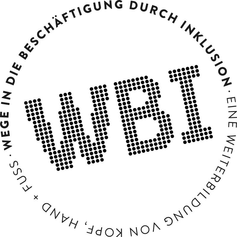 Wege in die Beschäftigung durch Inklusion (WBI) Logo