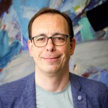 Stefan Friese, Leiter WBI bei KOPF, HAND + FUSS